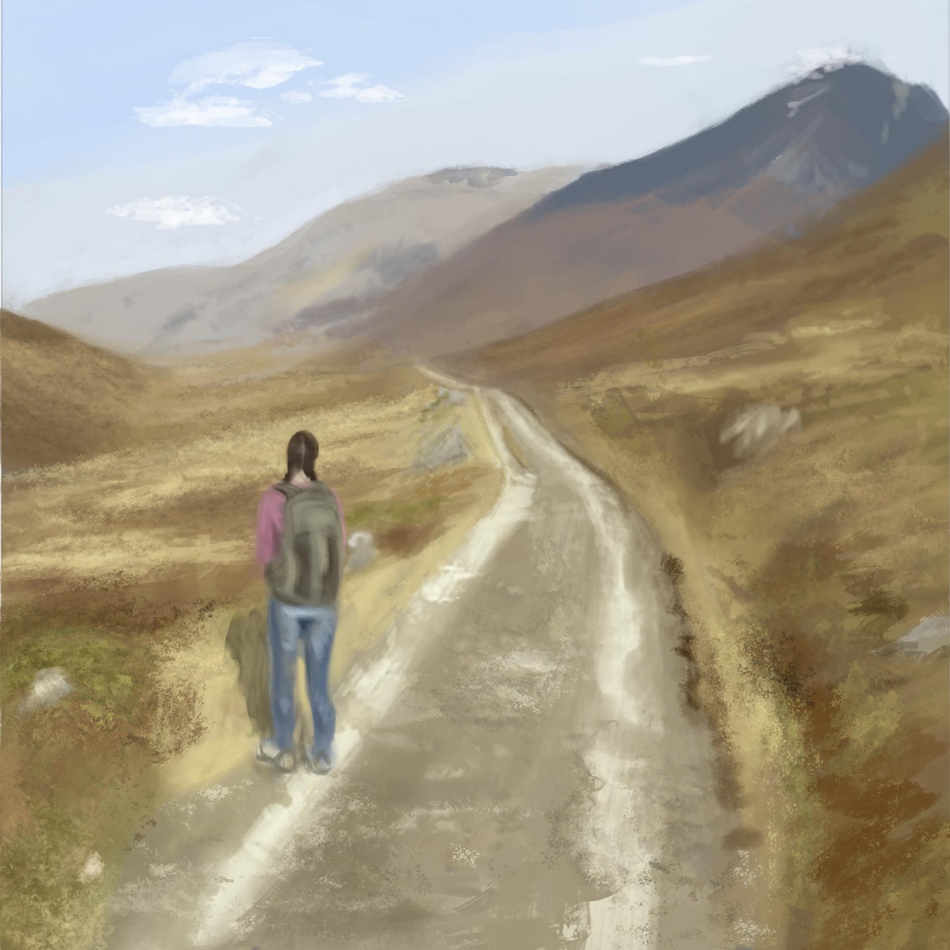 Iain gillespie scotland paint 1