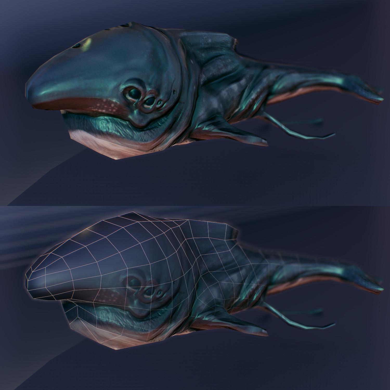 Luis yepez whale