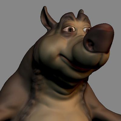 Arthur duque bear wip 00