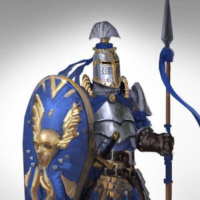 Sebastian horoszko 11 spear dude