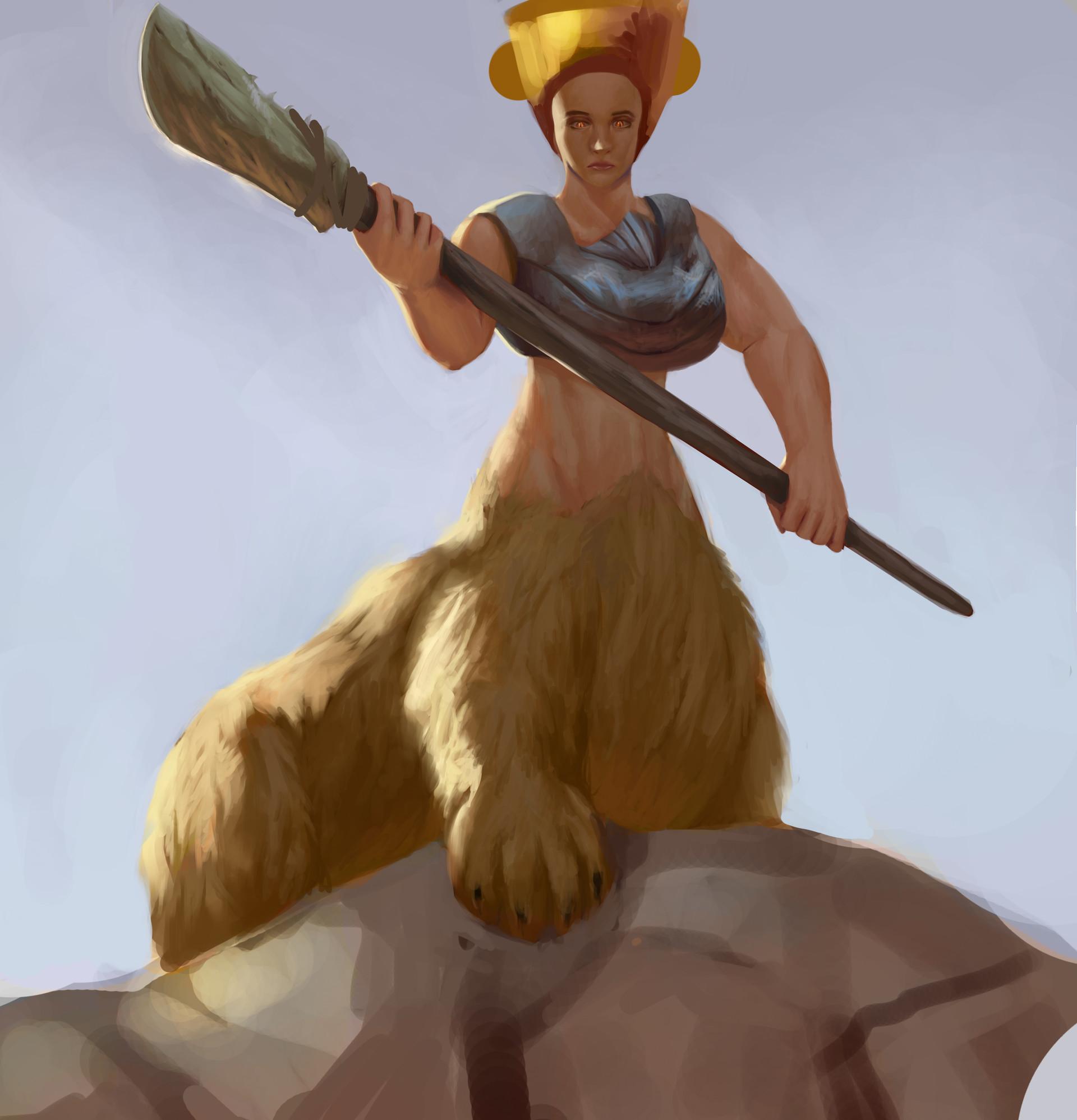 Liam maher centauress6