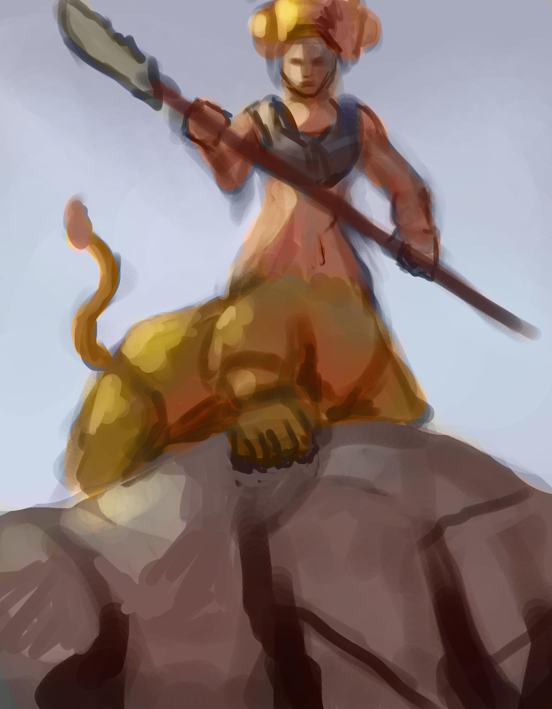 Liam maher centauress 2