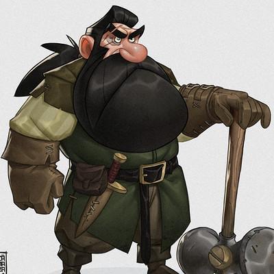 Alberto camara dwarf