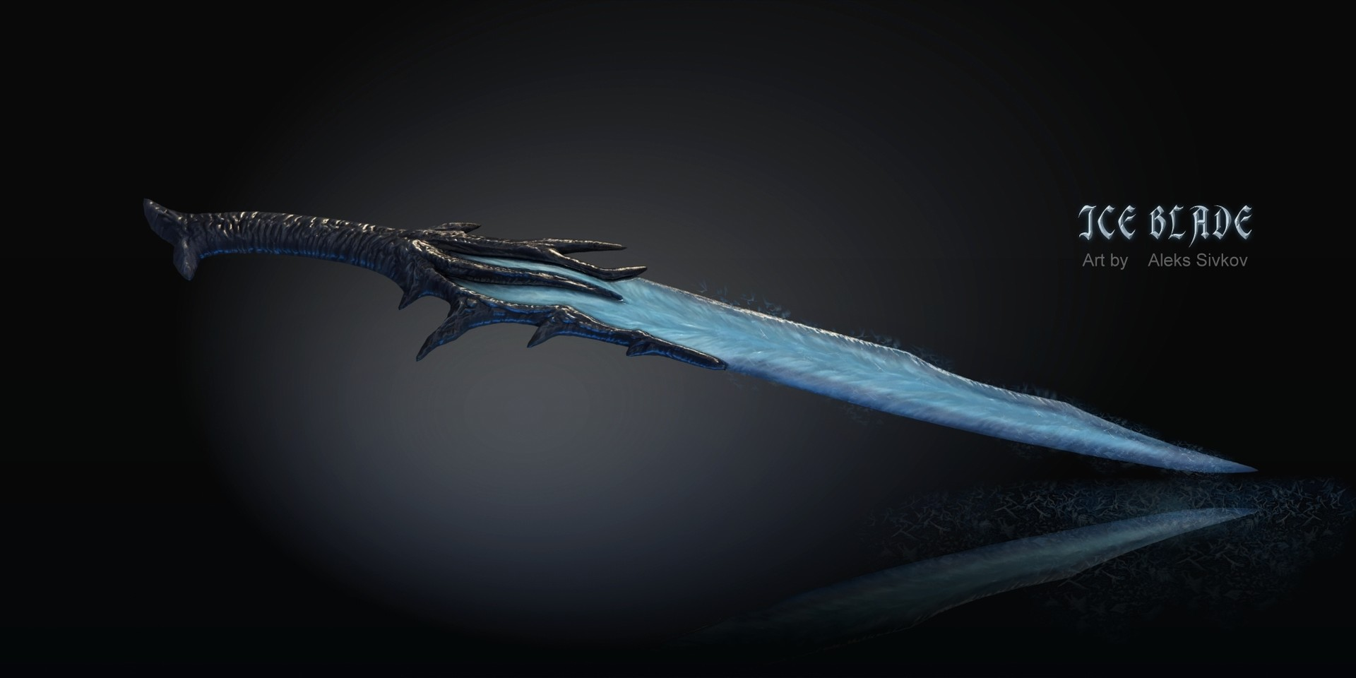 About >> ArtStation - ICE BLADE, Aleksandr Sivkov