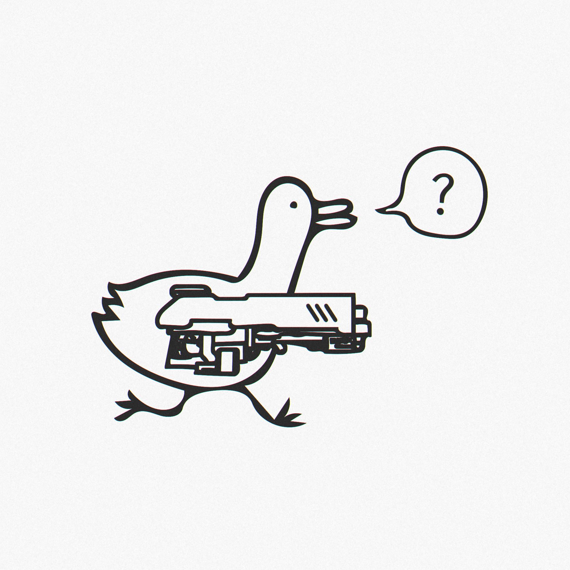 Mark chang duck