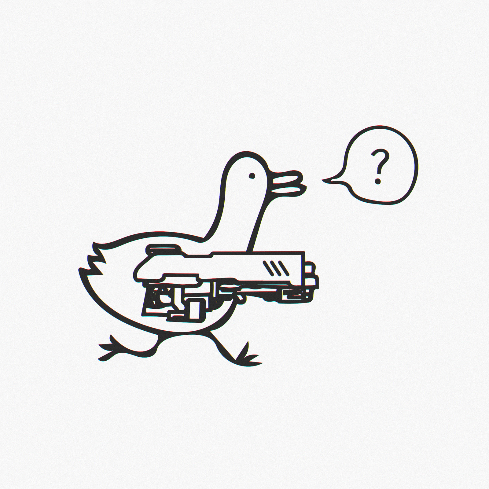 bad duck