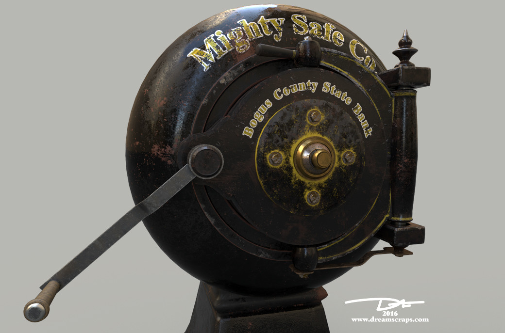 Antique Cannonball Safe Related Keywords & Suggestions - Antique