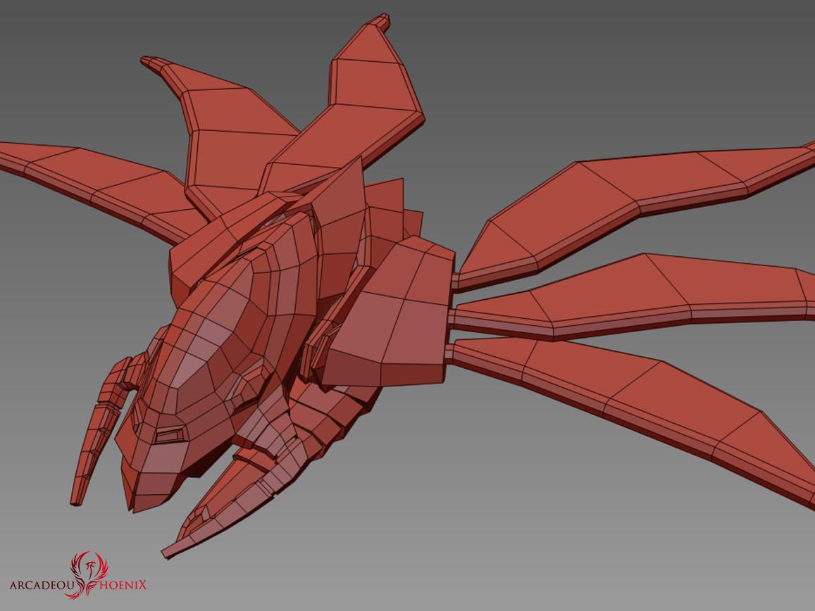 Arcadeous phoenix 3