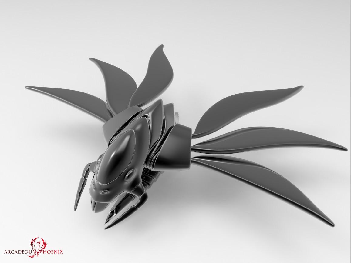Arcadeous phoenix 5