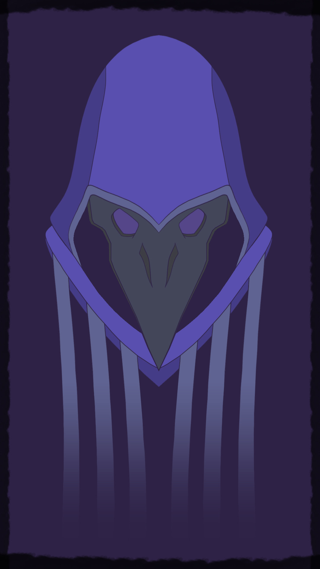Artstation Reaper Nevermore Overwatch Mobile Hd