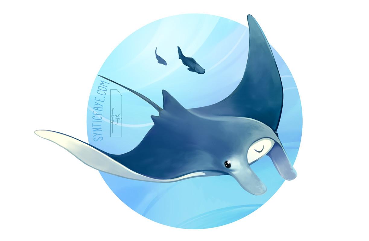 Trudy wenzel kawai ray