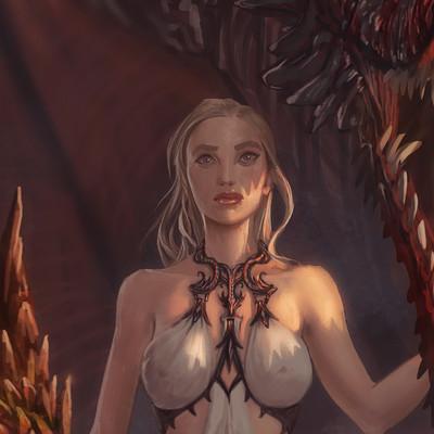 Saad irfan mother of dragons