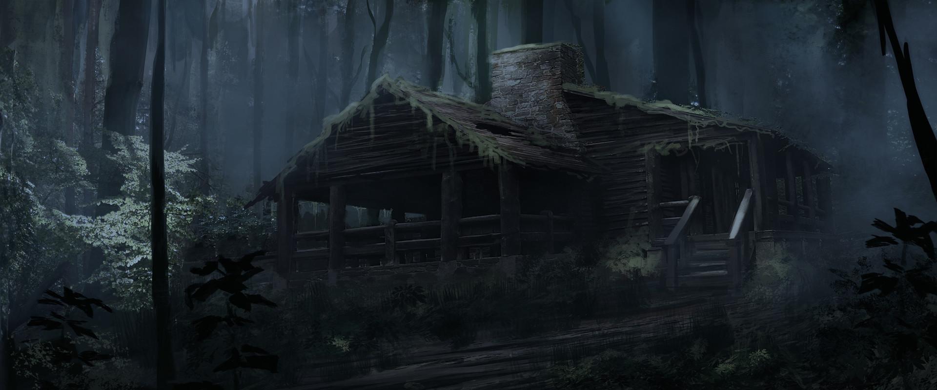 Jack stevens cabin 03