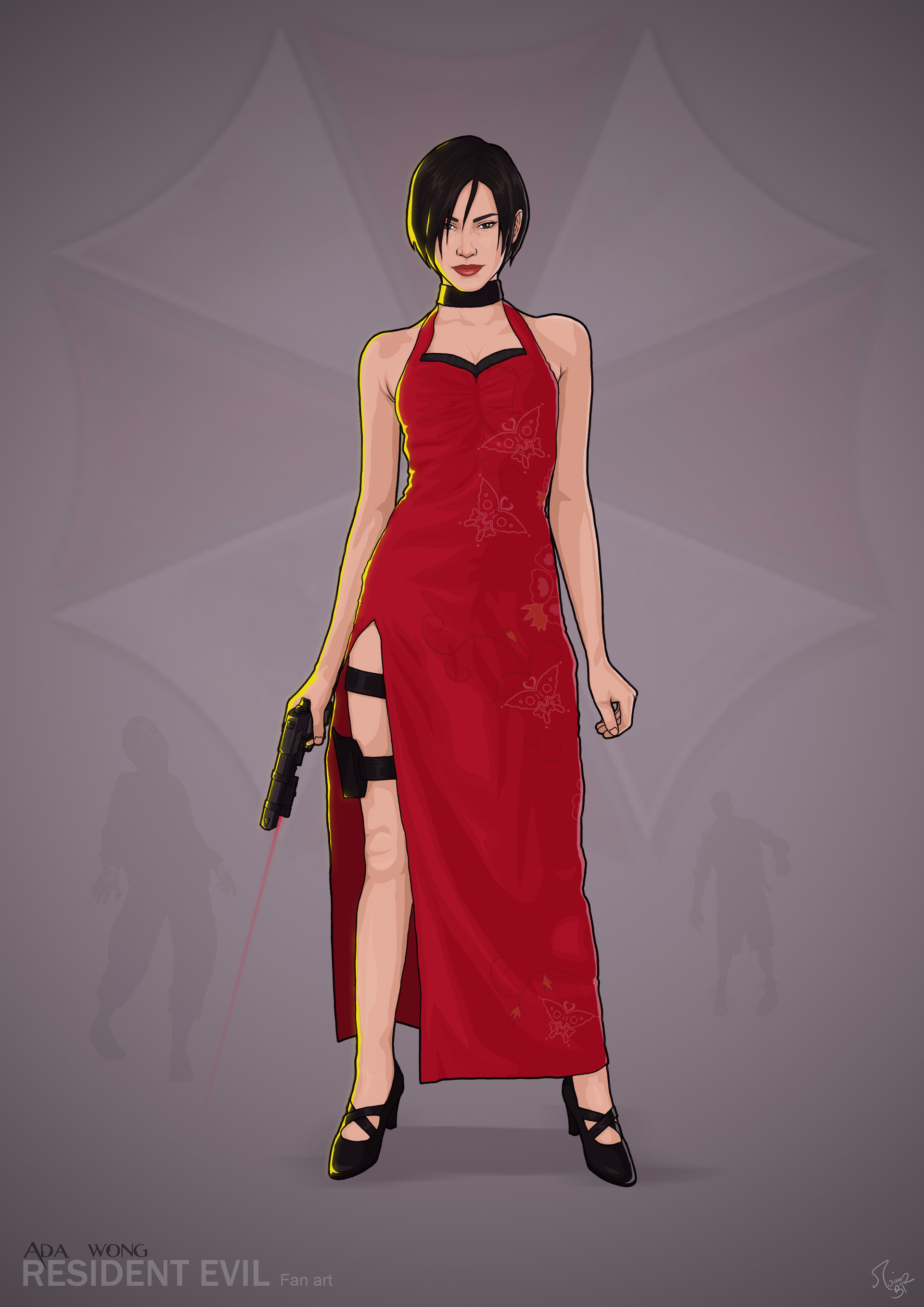 welovetoys: News: Biohazard 4 HD - 1/6 scale Ada Wong from
