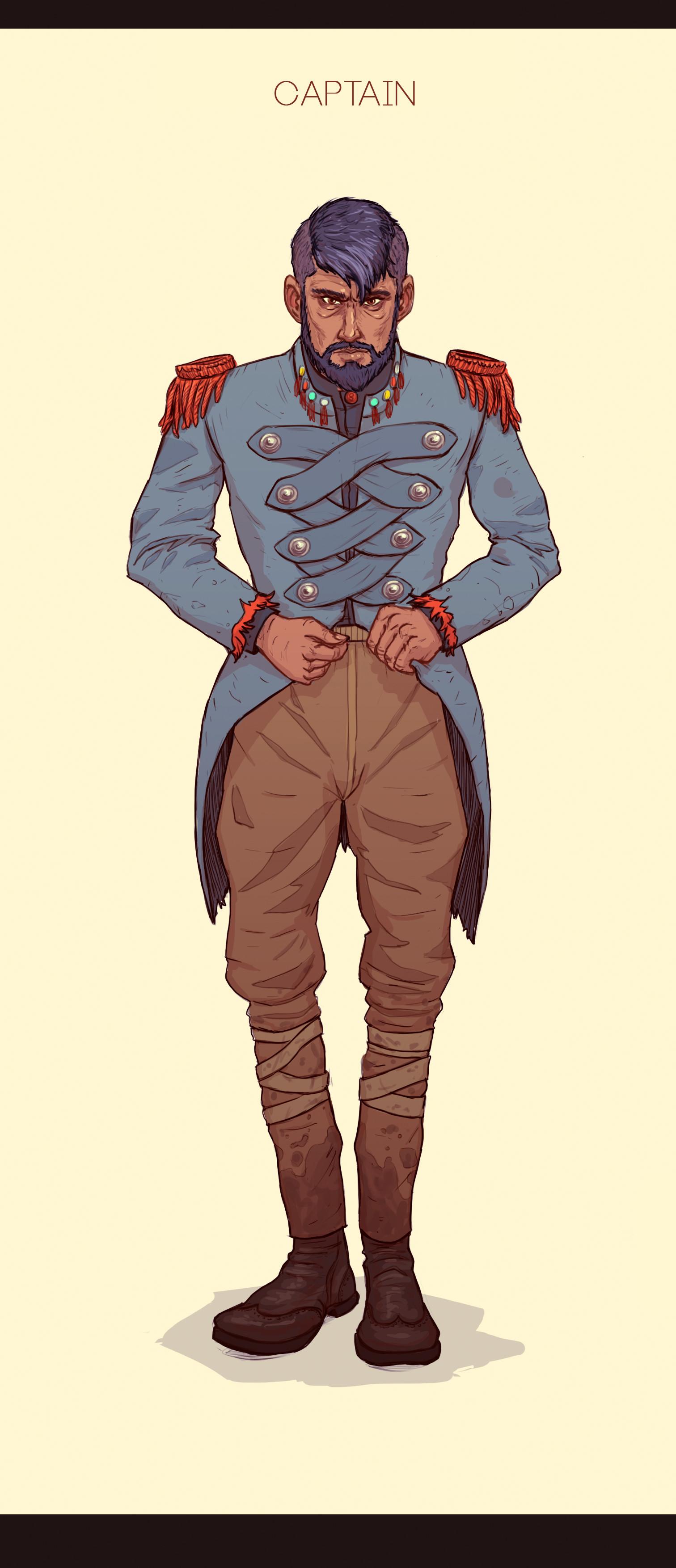 Jean philippe hugonnet captain