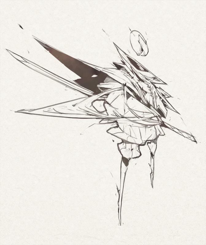 Blinded Swordsman