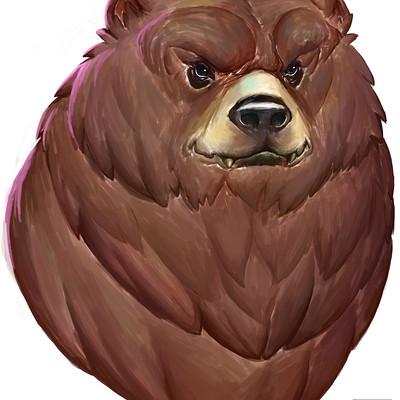 Juanda rico bear design