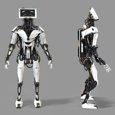 Joseph diaz robot concept