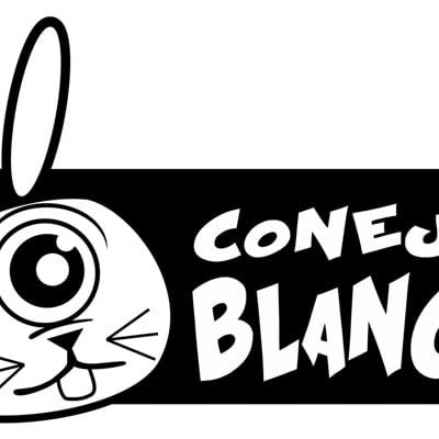 Gustavo lucero conejo blanco logo chico