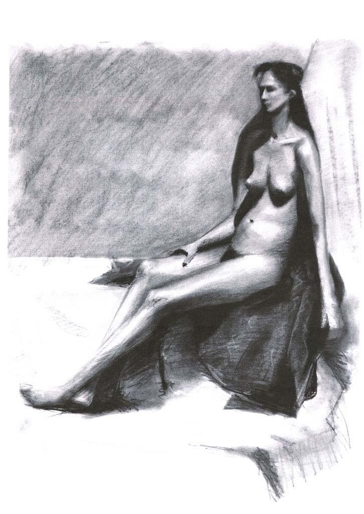 Dani santos art female