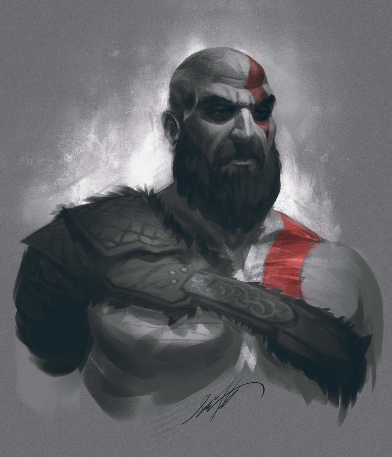 GOD of WAR, a New Begining