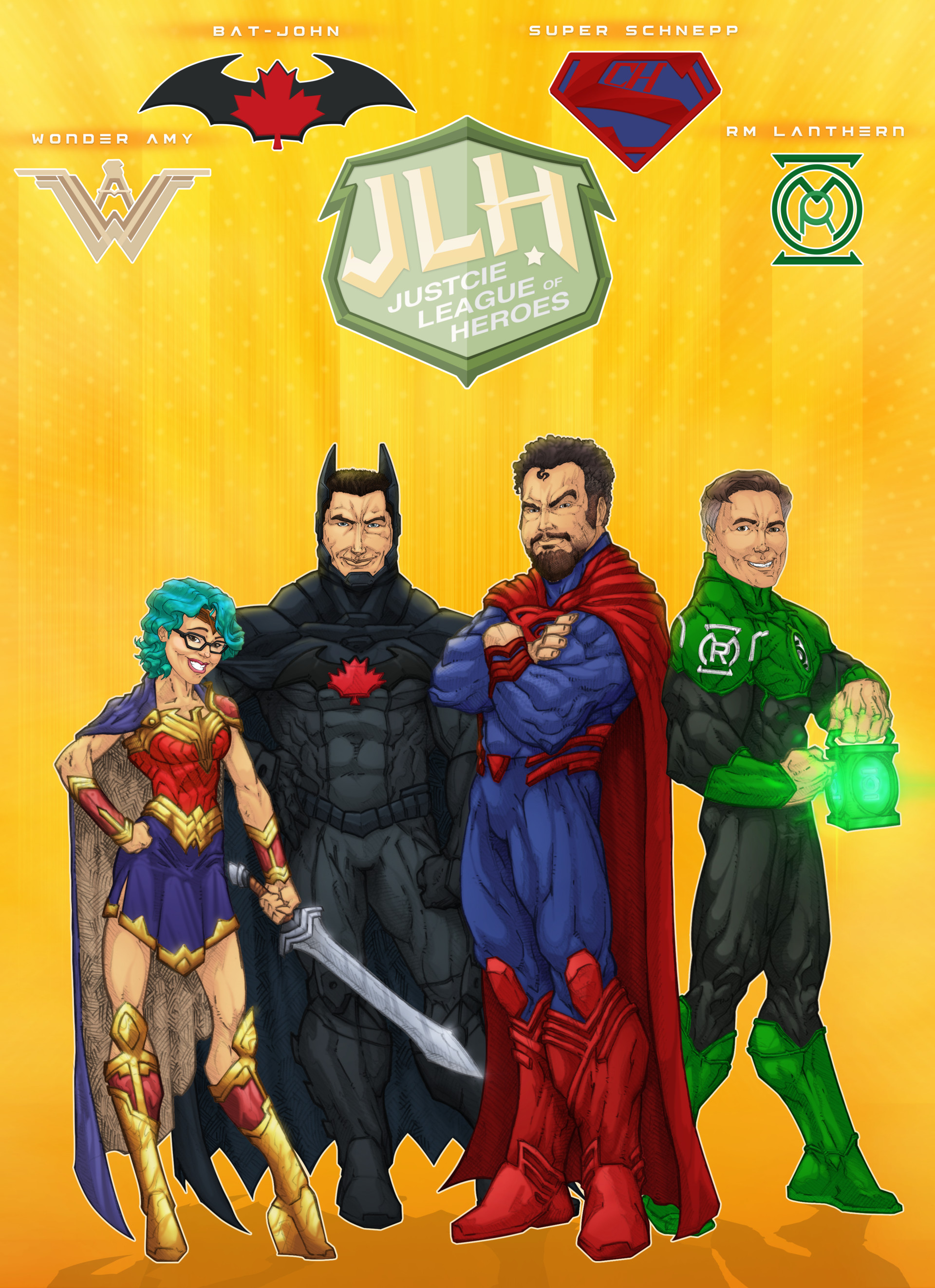 league of heros