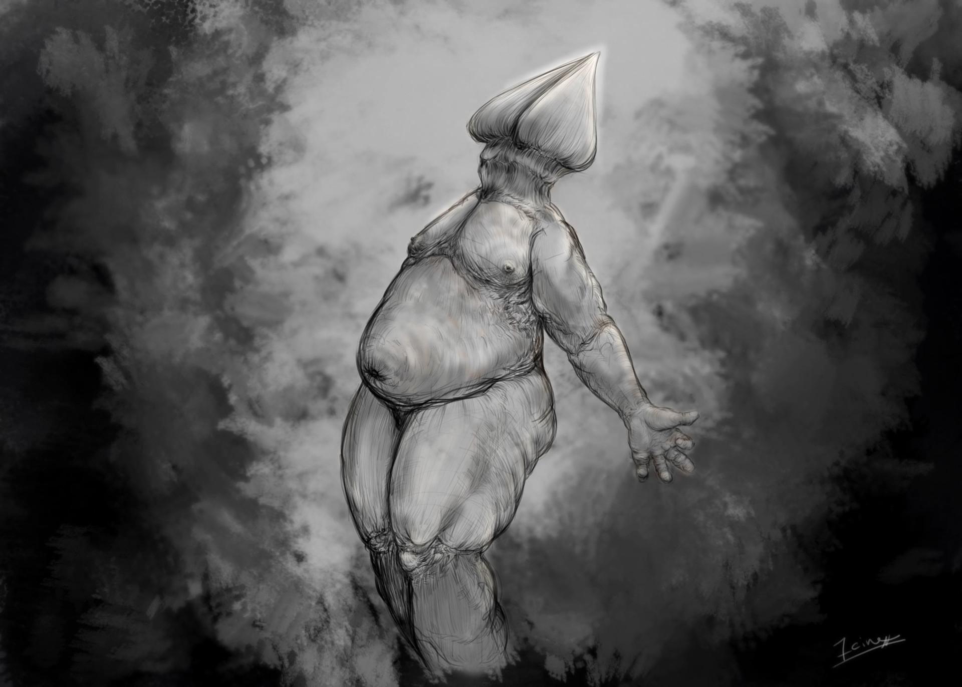Ali ahmadi divinity the resurrection of the fat