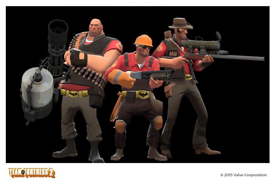 Brad yoo batbelt character renders