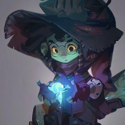 Nicholas kole little wizard by nicholaskole da37tf3