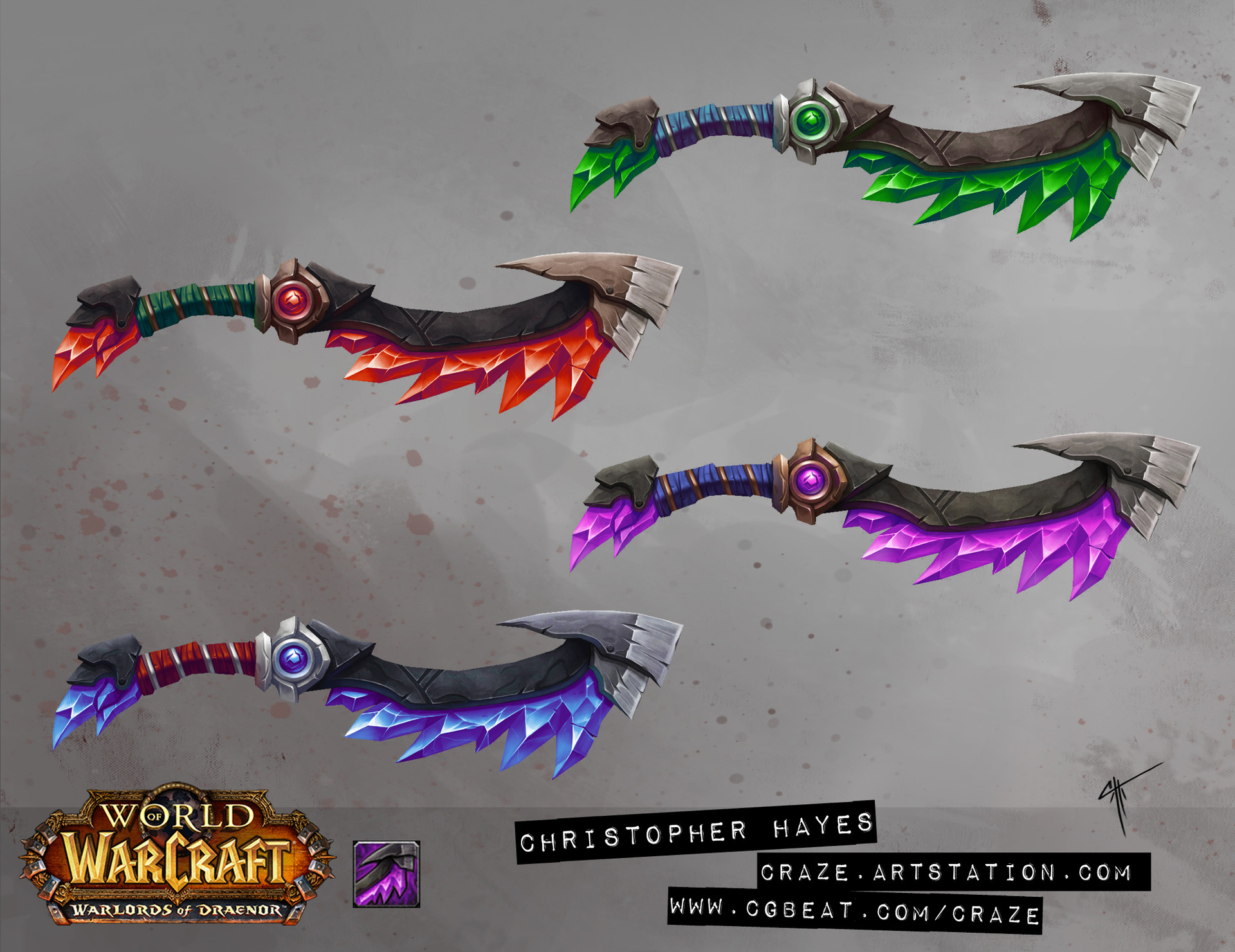 Christopher hayes quest drani sword