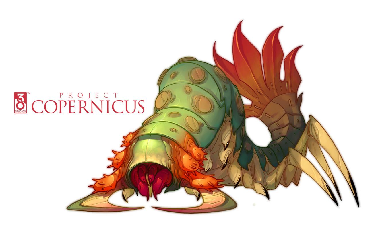 Nicholas kole chilopede