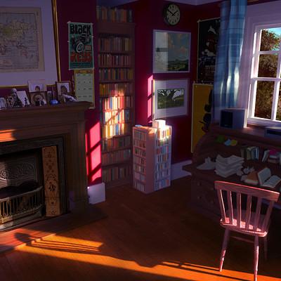 Alfven ato workshop room