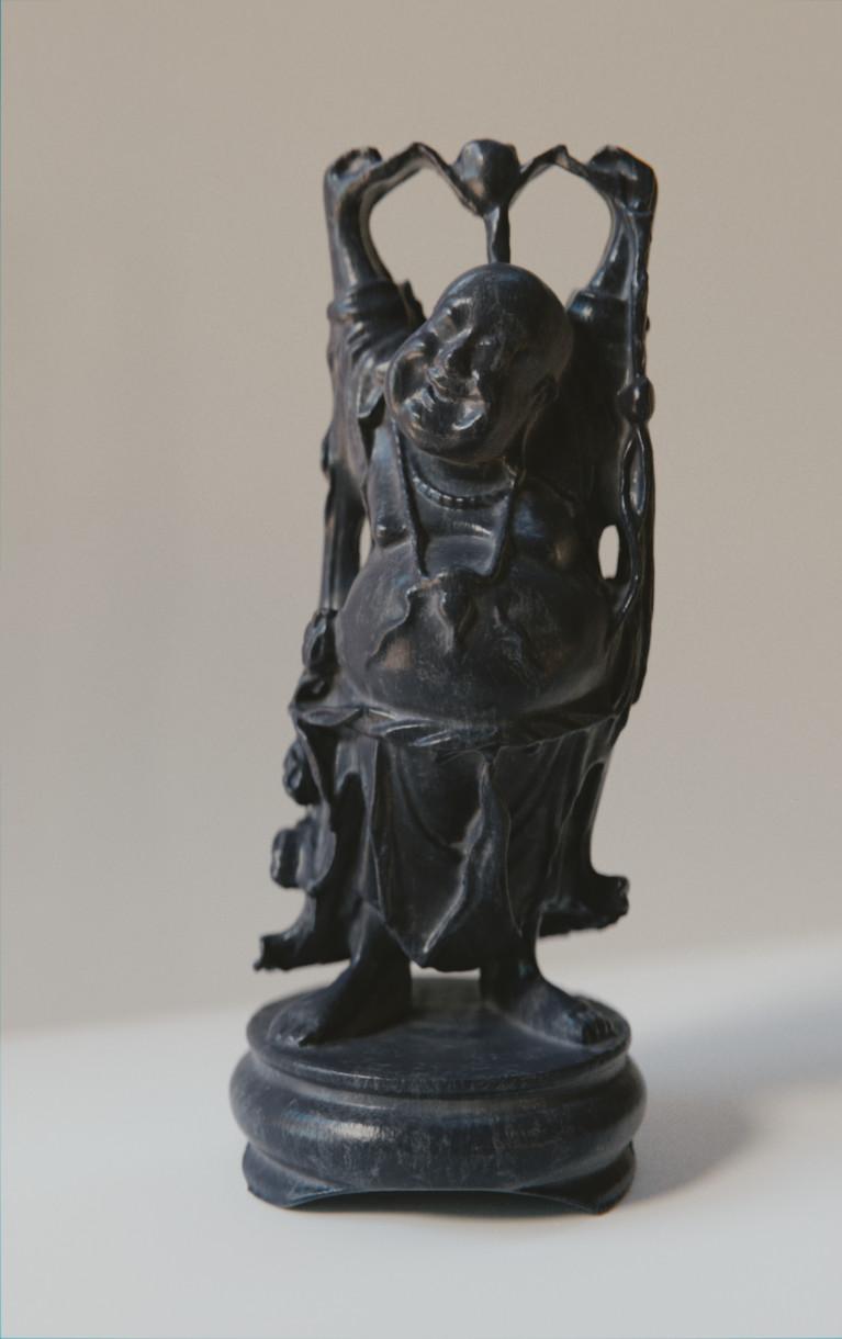 Anthony pilon happy buddha basalt
