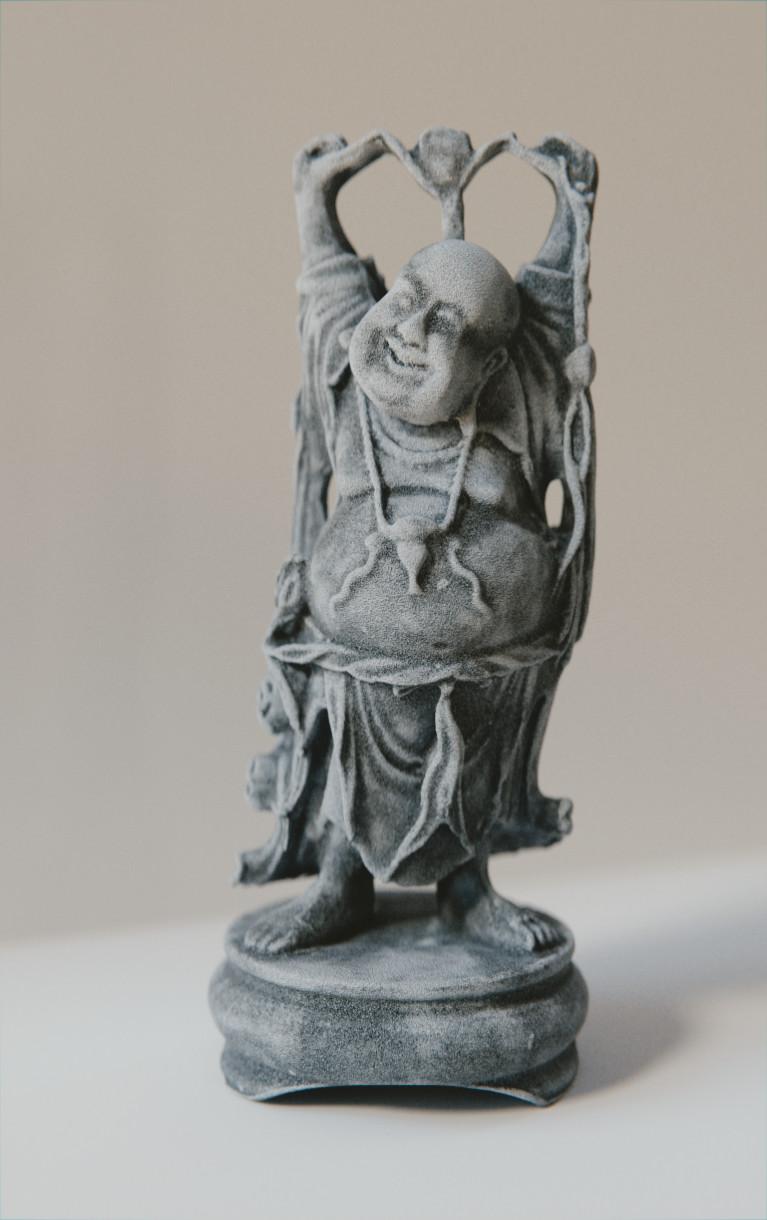 Anthony pilon happy buddha oldstone