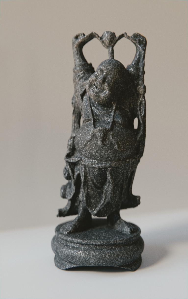 Anthony pilon happy buddha peridotite