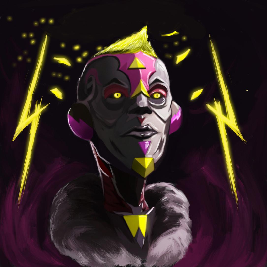 Moe murdock neon queen final