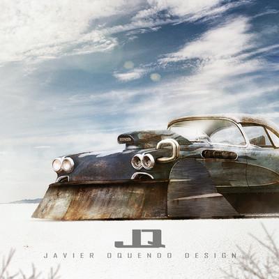 Javier oquendo corvette c1