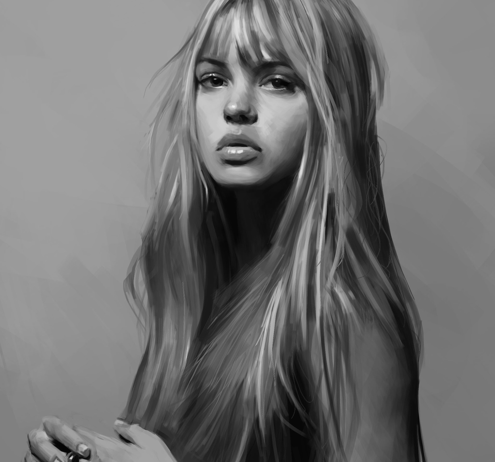 Girl value study