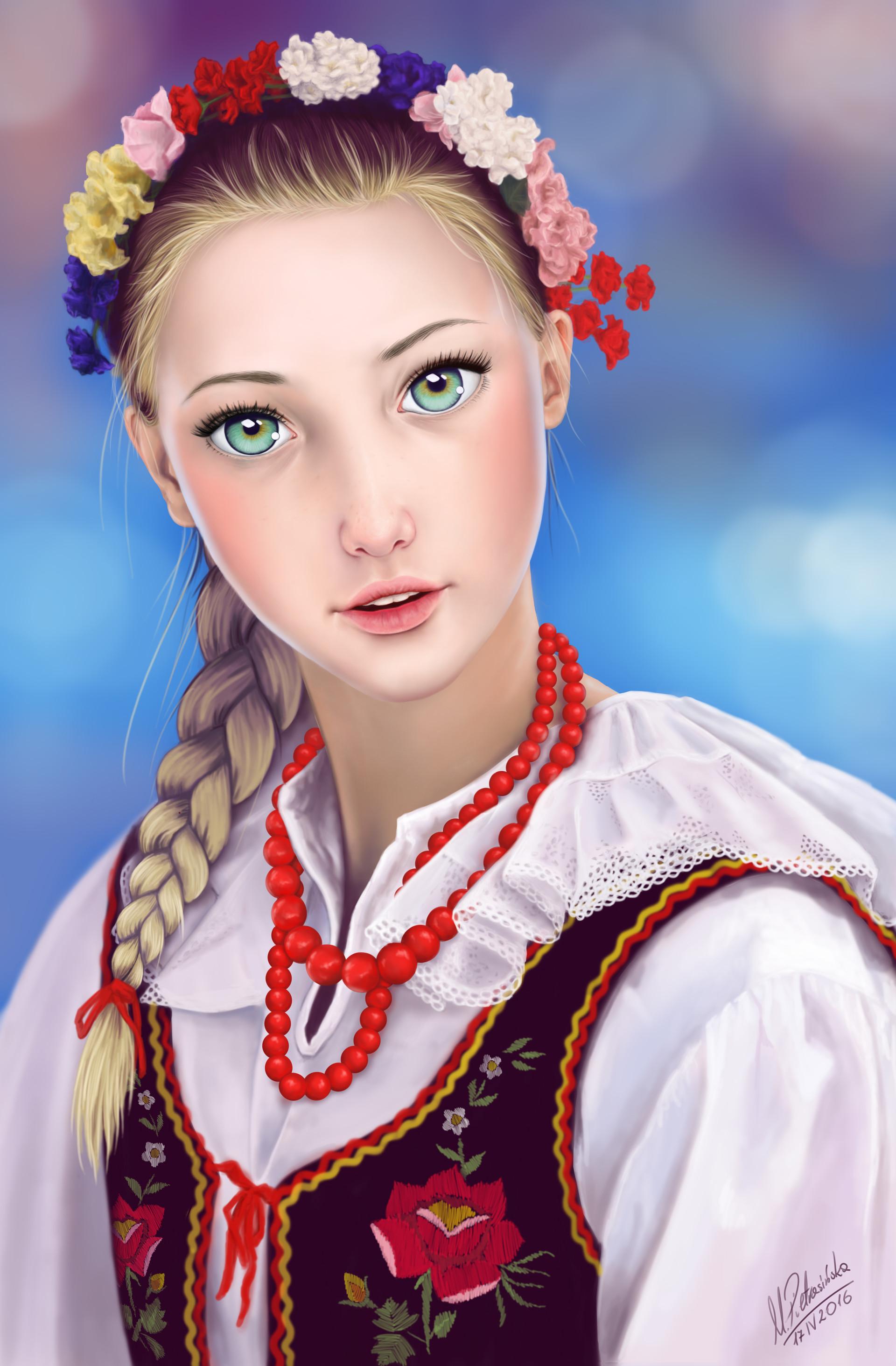 Polish for girl