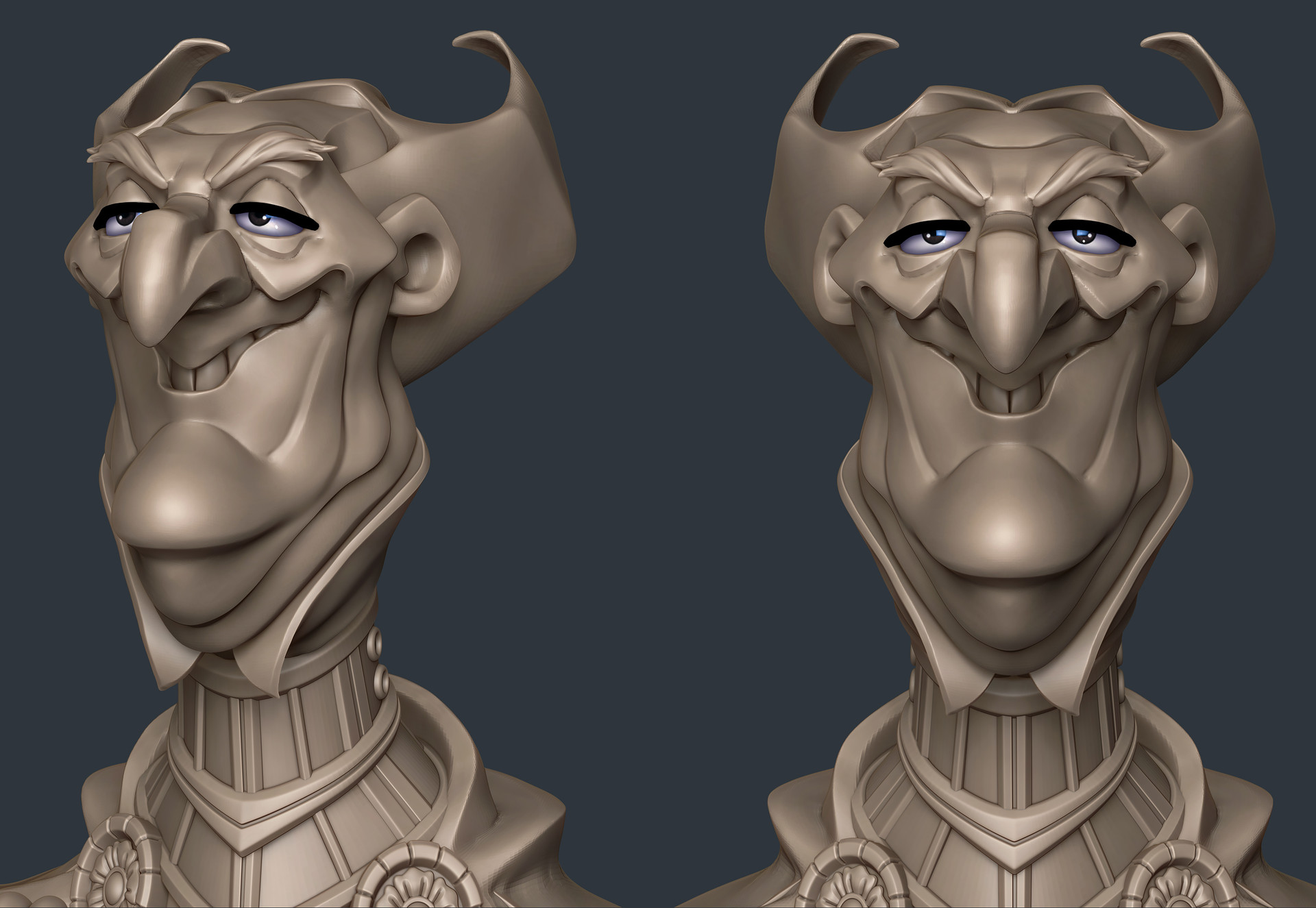 Weston reid robinhoodvillian head wip