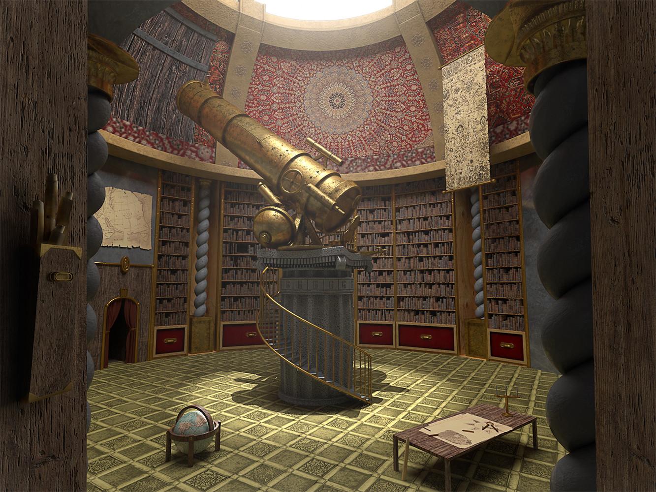 Observatory Room
