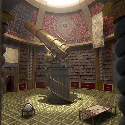 Oscar dominguez observatory