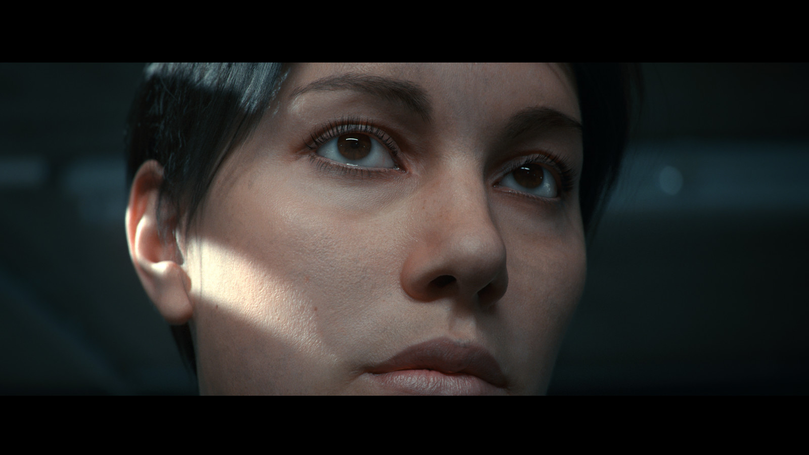 TexturingXYZ for the displacement of the face, amazing maps,I hightly recommend those maps