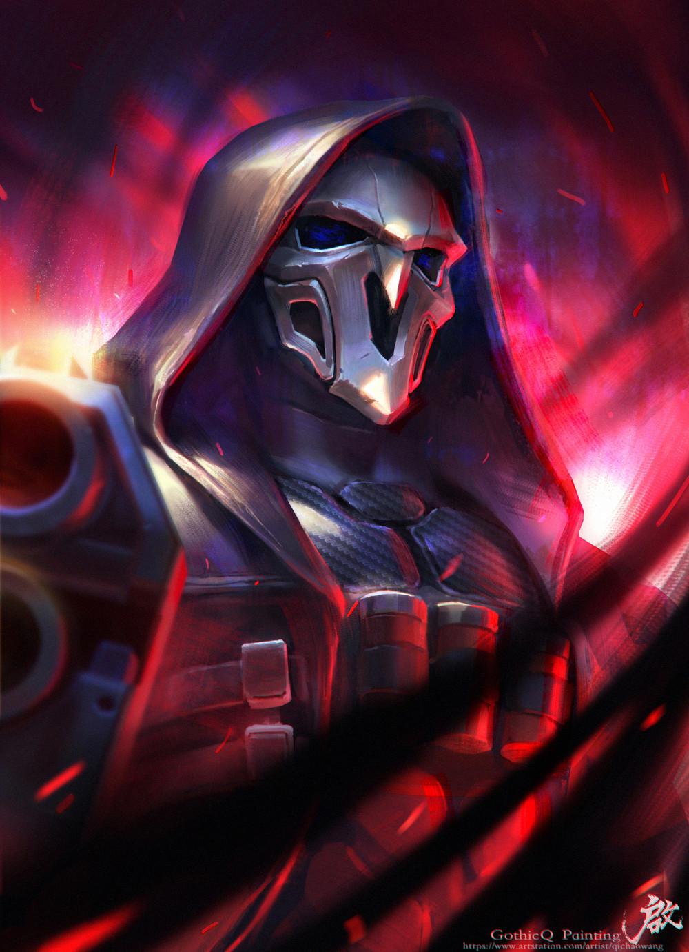 Qichao wang reaper final
