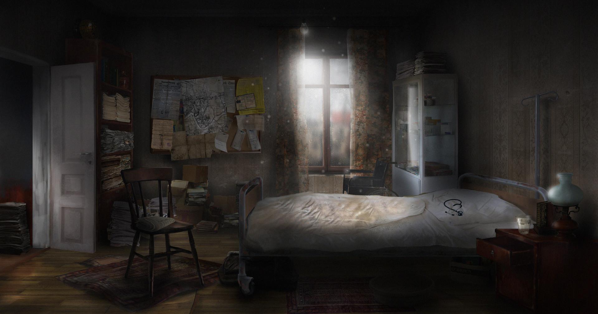Stan Broj 4 Pawel-kot-sypialnia-end