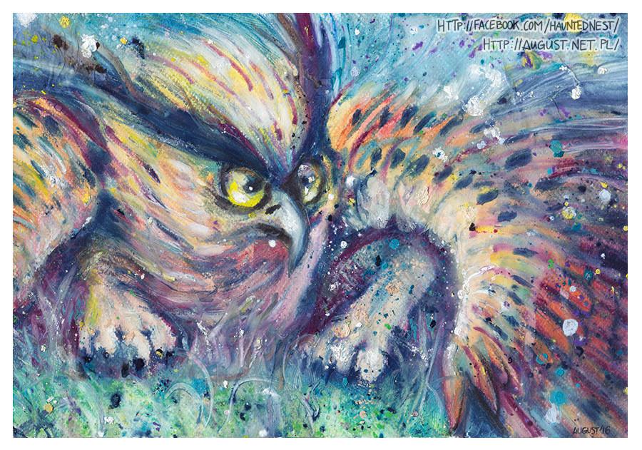 Anna augustyniak owlbeast