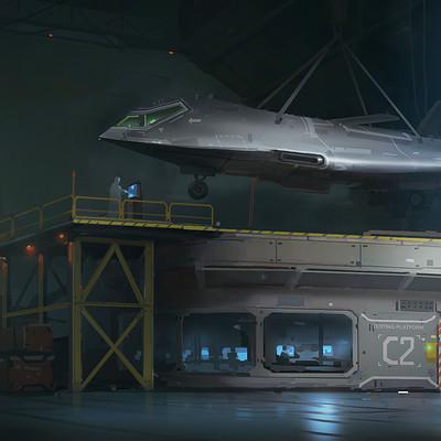 Evgeny kashin hangar 1