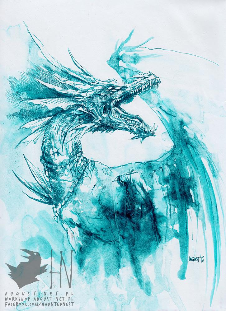 Sea-mist Dragon
