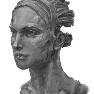 Will kosman sculpturestudy03