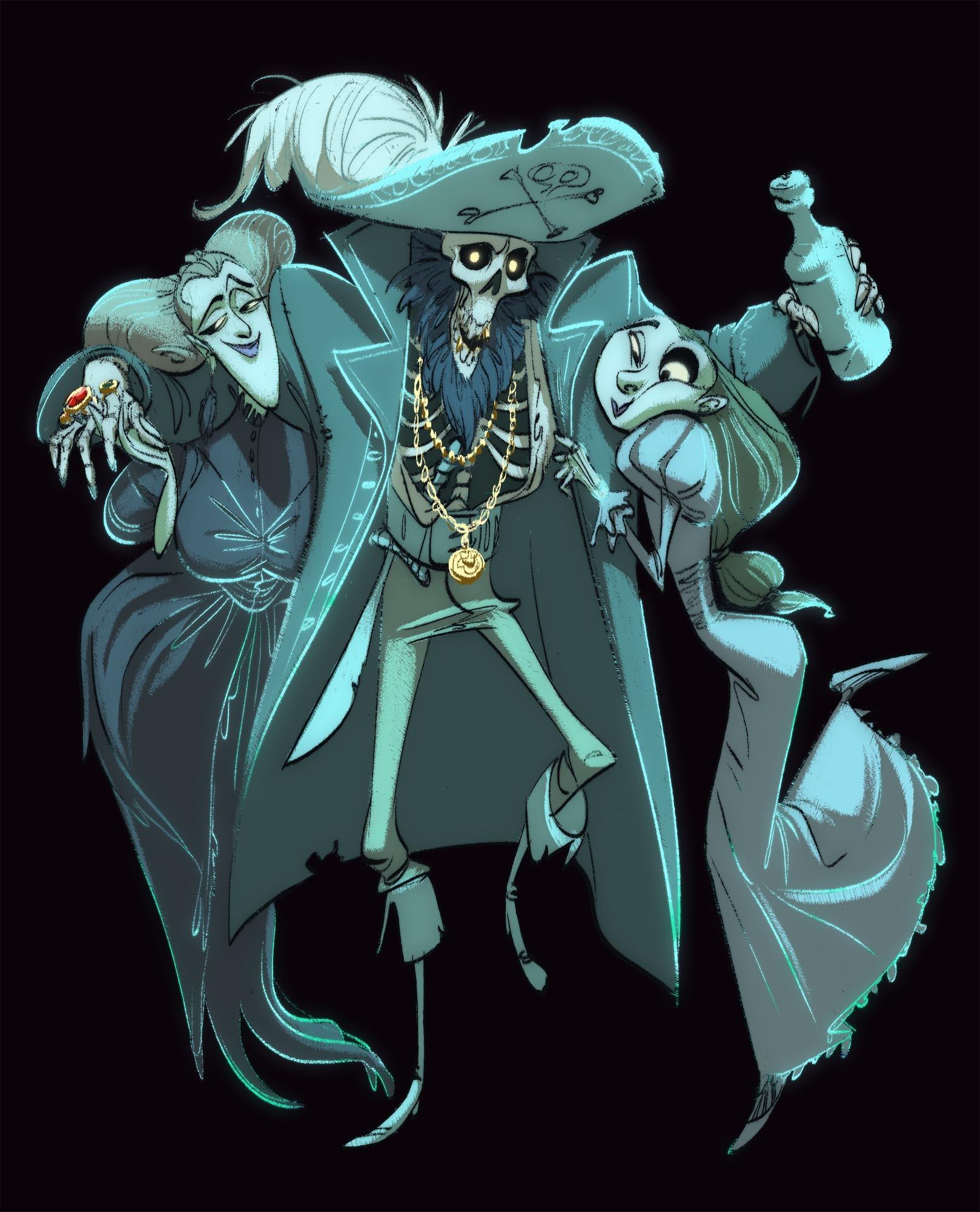Cecile carre piratesfantomes